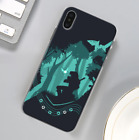 The Legend of Zelda Game Silicone Phone Cover Case for iPhone Samsung