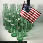 Vintage 10oz Coca Cola Green Glass Coke Bottles Return Deposit Misc Locations 1 $15.0  on eBay