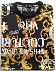New Versace Mens T-shirts Multicolor