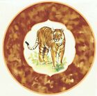Tiger Jungle Animal Framed Select-A-Size Waterslide Ceramic Decals Xx image