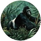 Gorilla Animal Green Jungle Select-A-Size Waterslide Ceramic Decals Xx image