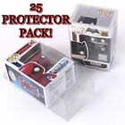 FixedPricelot 5 20 50 100 collectibles funko pop protector case for 4