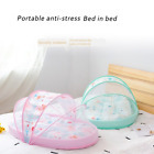 Portable Baby Cotton Bed Infants Newborn Multi-function Safety Mosquito Net Tent