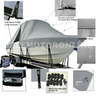 Grady-White 263 Chase T-Top Hard-Top Boat Storage Cover