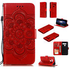 For LG Stylo 5 Stylo4 V40 ThinQ G8 ThinQ Case Magnetic Flip Leather Wallet Cover