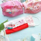 Cotton Reusable Kids Cute Mask Protector Ant-dust Face Masks Holder Container