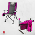 Folding-Chair-Portable-Outdoor-Camping-High-Back-Seat-Beach-Picnic-Fishing-