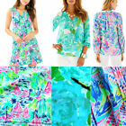 Kyпить Authentic Lilly Pulitzer Pure CDC Silk Fabric By the Yard на еВаy.соm