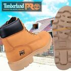 Timberland Pro Sawhorse Safety Boots, Honey, Black, Brown Steel Toe Work Boots