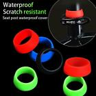 Mtb Road Bicycle Bike Seat Post Silicone Rubber Ring Waterproof Dust Cover L0z1