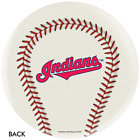 OTB MLB Cleveland Indians Baseball Bowling Ball on Ebay