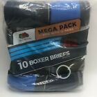 Fruit of the Loom Boys 5 or 10 pack Boxer Briefs 100% Cotton Tag Free Brand New