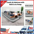 Kyпить Air Bed Mattress Inflatable With Built In Ac Pump Sleeping Camping Sleepovers на еВаy.соm