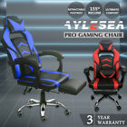 Aylesea Gaming Chair Office Executive Computer Chairs Seating Racing Recliner