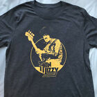 Thin Lizzy Guitar band Reprint Cotton Black For Men T-shirt S-4XL YY483 image