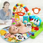 Play Mat Baby Carpet Music Puzzle Piano Keyboard Rack Toys Kids Infant Fitness,N