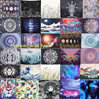 Hippie Psychedelic Tapestry Decoration Wall Hanging Blanket Art Home Decor  USA