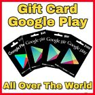 🔥 GIFT CARDS GOOGLE PLAY 🔥 $5 - $10 USD 🔥 ¡Delivery in HOURS!