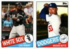 2020 Topps 2 '85 35TH ANNIVERSARY INSERTS **YOU PICK** FREE SHIPPING on Ebay