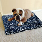 Dog Bed Pet Kennel Cushion Mat Crate Cage Pad Waterproof/Outdoor Indoor