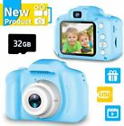 Seckton Upgrade Kids Selfie Camera, Best Birthday Gifts for Boys Age 3-9, HD