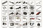 Walkera Master CP RC Helicopter spare parts