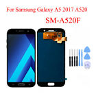 A  For Samsung Galaxy A5 2017 SM-A520 Display Full LCD Touch Screen Black