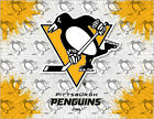 Pittsburgh Penguins HBS Gray Gold Hockey Wall Canvas Art Picture Print $56.0 USD on eBay