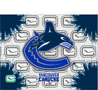 Vancouver Canucks HBS Gray Navy Hockey Wall Canvas Art Picture Print $56.0 USD on eBay