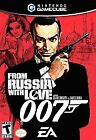 James Bond 007 From Russia With Love - Gamecube $31.64 USD on eBay