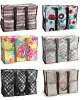 Thirty one Super Organizing Zip Top Utility Beach tote bag 31 gift New