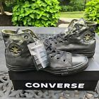 CONVERSE CHUCK TAYLOR ALL STAR SIZES 7 TO 13 HIGH TOP CAMO ARMY GREEN & BLACK
