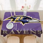 Baltimore Ravens Tablecloth Dinning Room Table Cover Home Decoration MultiSize $25.64 USD on eBay
