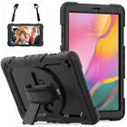 "For Samsung Galaxy Tab A 8.0"" 10.1"" 2019 Tablet Hard Protective Stand Case Cover"