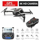 SG906 GPS Brushless 4K Drone With Camera Handbag Gesture 5G Wifi Foldable E8M6