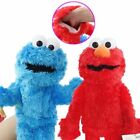 Sesame Street Hand Puppet Plush Stuffed Dolls Elmo Cookie Monster Toy Xmas Gift