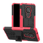 For Nokia 7.2 6.2 4.2 3.2 2.2 7.1 3.1 Case Hybrid Shockproof Armor Stand Cover