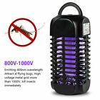 Electric Mosquito Killer Fly Bugs Insects Zapper Killer Pest Control Trap Lamps