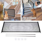 Fenteer Safety Gate Pet Dog Puppy Mesh Fencing Portable Guards Indoor
