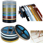 6m/roll 1cm Width Ceramic Tile Mildewproof Gap Tape Self-adhesive Floor Tile Diy