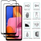 For Samsung Galaxy A21 A11 Premium HD-Clear Full Tempered Glass Screen Protector