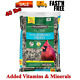 Pennington Classic Wild Bird Feed and Seed, 40 lb Bag, Added Vitamins & Minerals photo