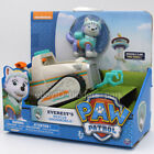 Nickelodeon PAW Patrol Dog Everest's Rescue Snowmobile Model Car Kids Toy