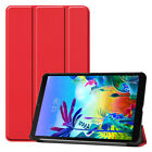 "For LG G Pad 5 2019 10.1"" LM-T600L Tablet Leather Flip Folio Stand Case Cover"