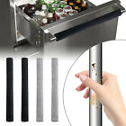2X Refrigerator Door Handle Cover Kitchen Oven Appliance Smudges Protector Decor