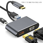 2/4 in 1 Type C To HDMI cable/adapter 4k*2k Type C To...