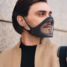 Double-Layer 3D Face Mask Adults Openable Adjustable Mouth Nose Cover Reusable
