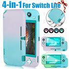 For Nintendo Switch Lite Protective Cover Hard Case Shell Glass Film Shockproof