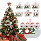 2020 Marry Christmas Hanging Ornaments Family Personalized Ornament Decor Xmas