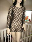Black Sheer Lace dress Tunic white red cream Floral Top Gothic Party Rock Metal